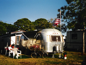 1969 Airstream Tradewind Deluxe DY - Long long ago and far far away