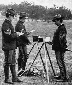 US Signal Service Heliograph, 1898