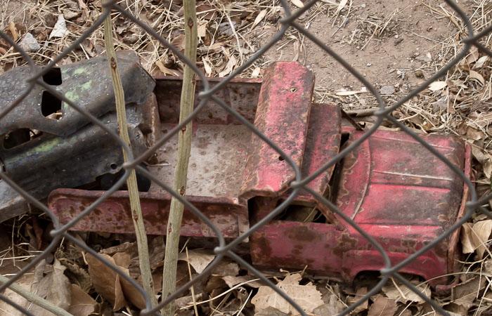 Keep on Truckin', Bosque Birdwatchers RV Park, San Antonio NM, March 6, 2011